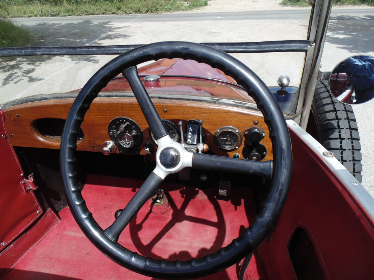1929 Singer Junior Four Seater Tourer For Sale (picture 4 of 6)