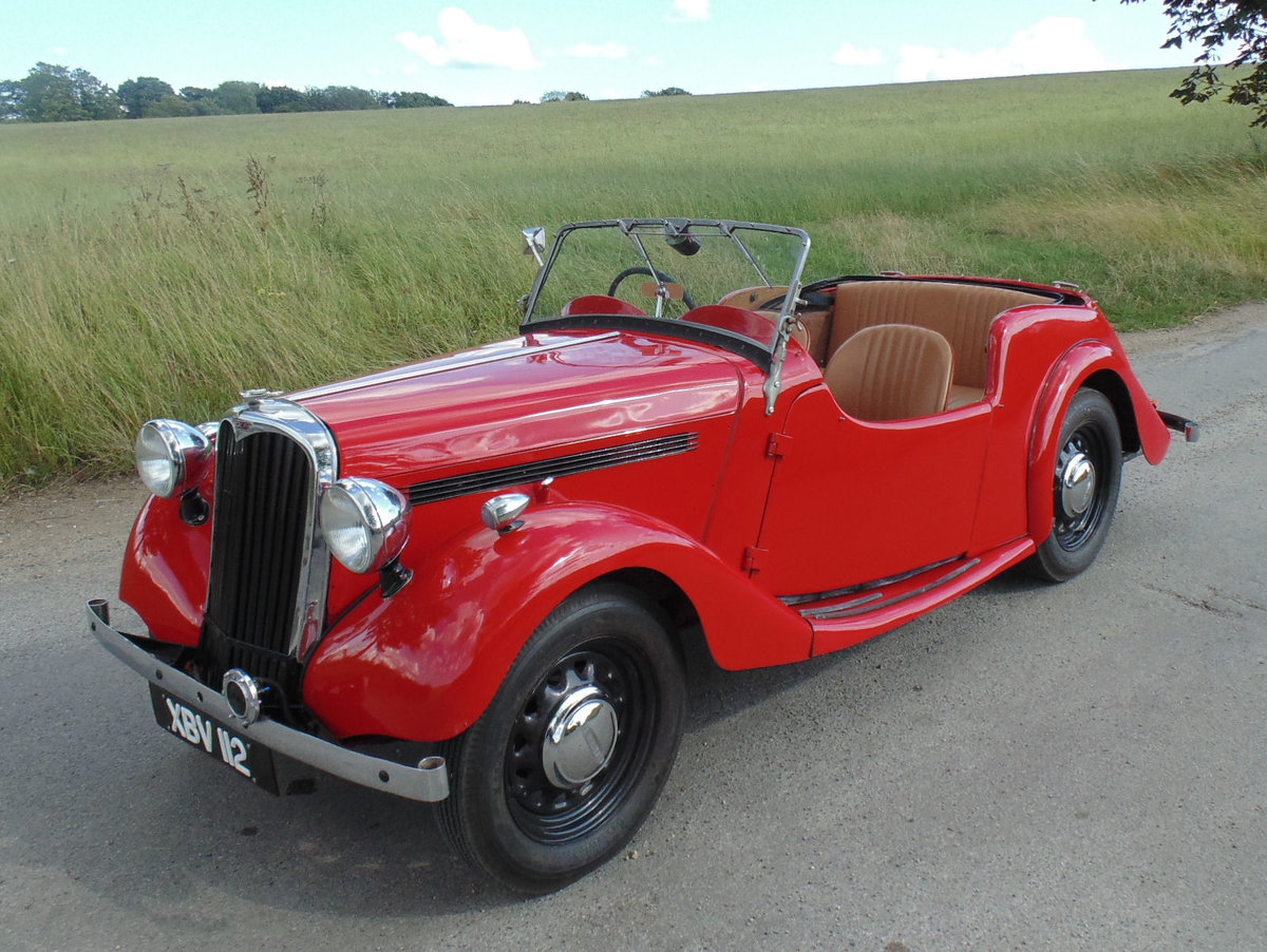 1950 Singer Roadster 4A For Sale (picture 1 of 6)