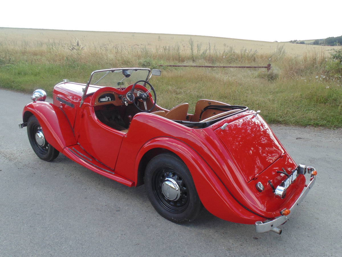 1950 Singer Roadster 4A For Sale (picture 3 of 6)
