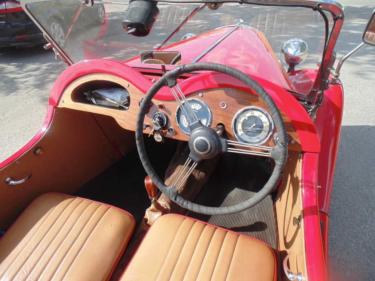 1950 Singer Roadster 4A For Sale (picture 4 of 6)