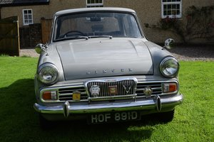 1966 SINGER GAZELLE VI - 1725cc, HONEST OLD GIRL, GOES WELL! For Sale