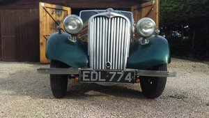 1947 Singer 9 Roadster