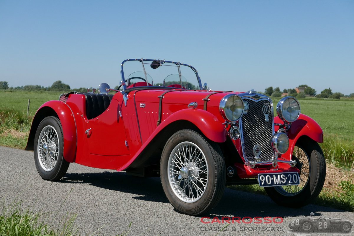 1934 Singer Le Mans 9HP Sports in very good condition For Sale (picture 1 of 6)
