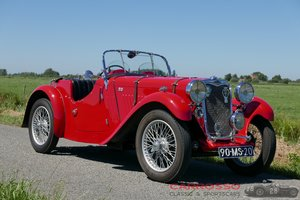 Singer Le Mans 9HP Sports in very good condition