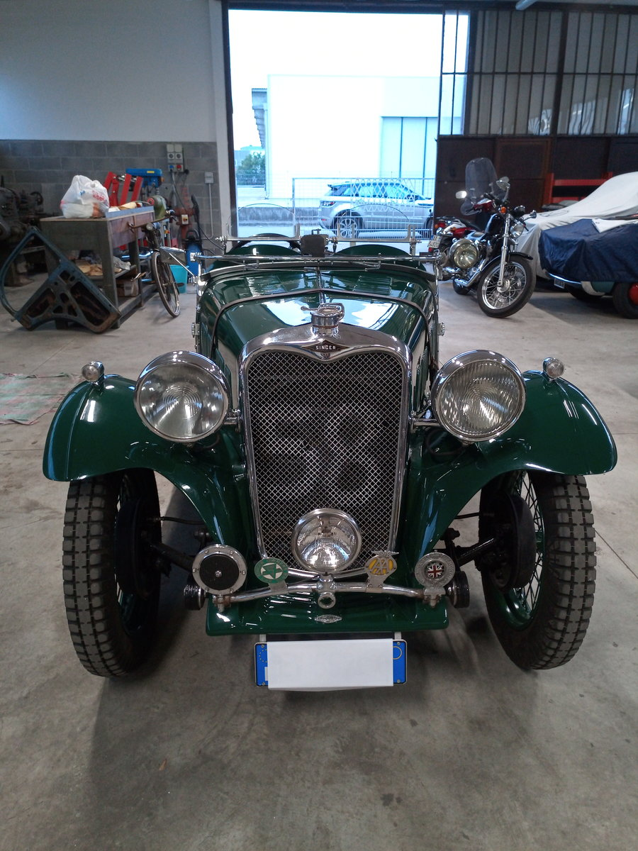 1932 Singer Le Mans  For Sale (picture 1 of 6)