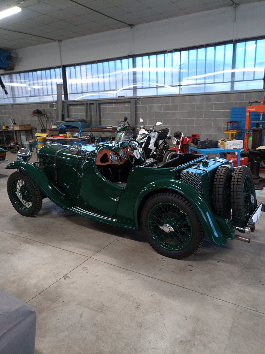 1932 Singer Le Mans  For Sale (picture 2 of 6)