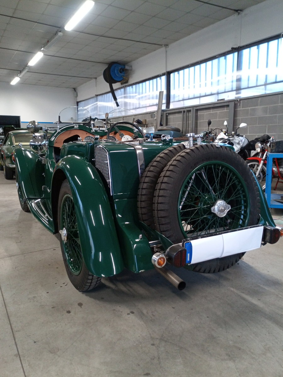 1932 Singer Le Mans  For Sale (picture 3 of 6)