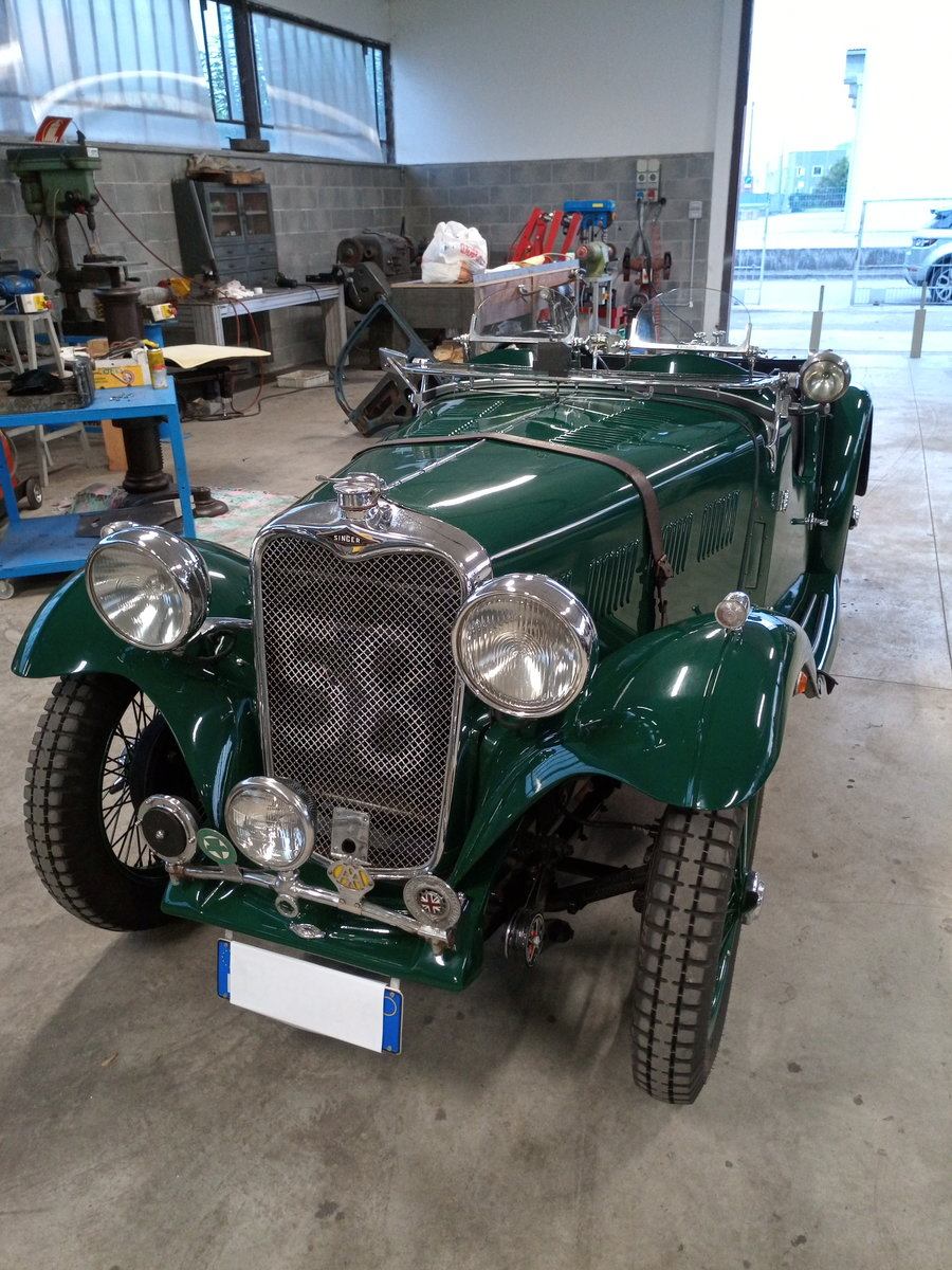 1932 Singer Le Mans  For Sale (picture 6 of 6)