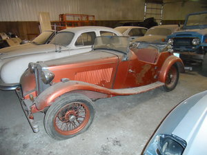 1934 Singer Lemans For Sale