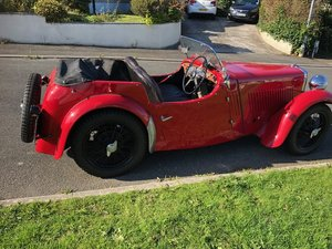 1933 Singer nine For Sale