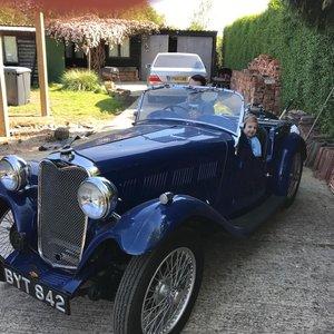 1935 Singer la Mans 9