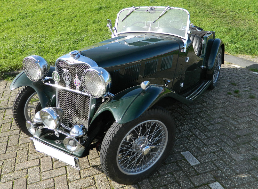 1935 Singer le Mans Special Speed For Sale (picture 1 of 6)