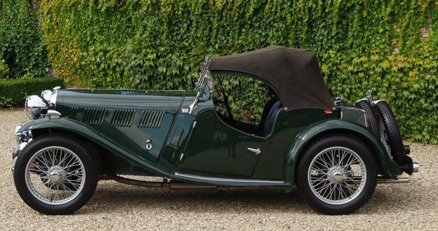 1935 Singer le Mans Special Speed For Sale (picture 2 of 6)