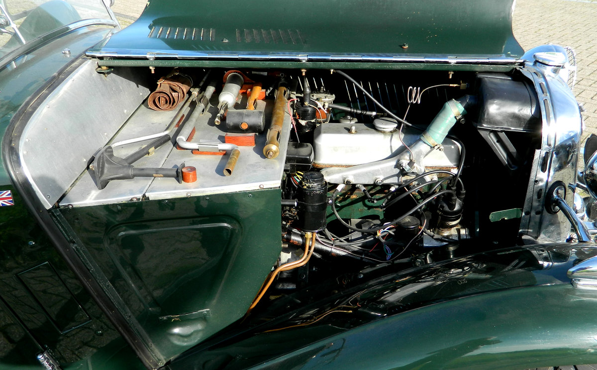 1935 Singer le Mans Special Speed For Sale (picture 5 of 6)