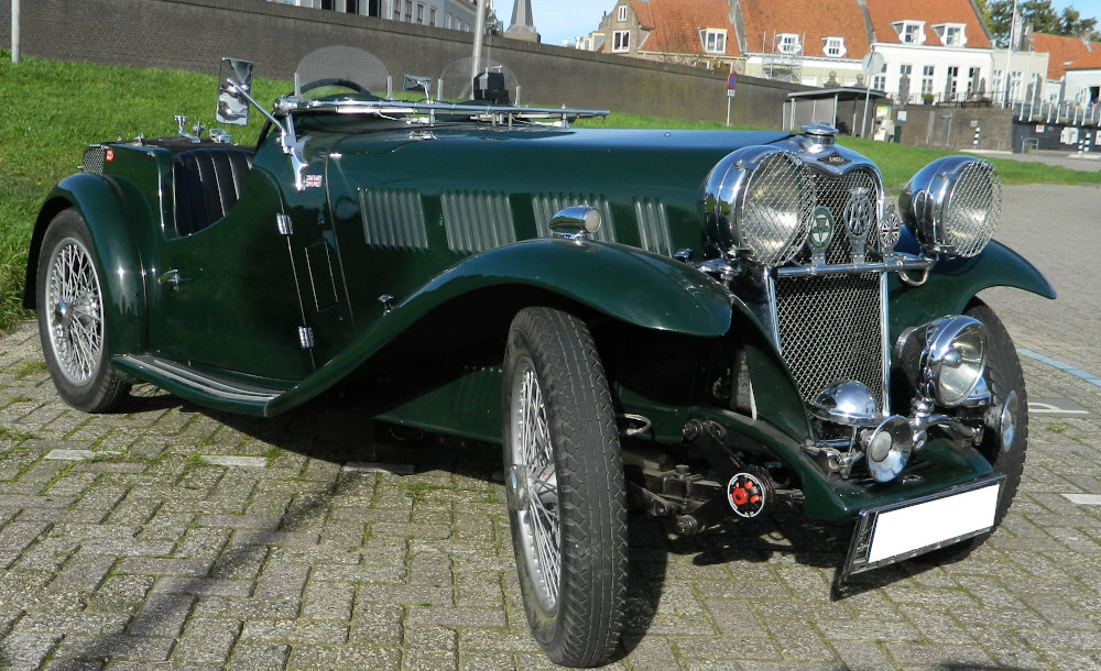 1935 Singer le Mans Special Speed For Sale (picture 6 of 6)
