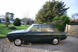 1967 SINGER VOGUE 1725cc AUTO - LOVELY ORDER, GREAT DRIVE! SOLD