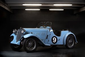 1939 Singer Nine Le Mans roadster No reserve For Sale by Auction