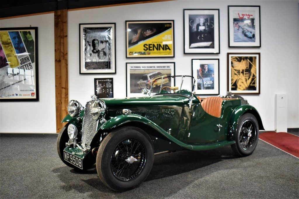 1935 Singer Le Mans Le Mans SS Special Speed For Sale (picture 1 of 6)