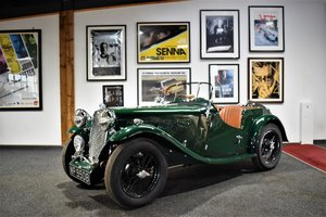 1935 Singer Le Mans Le Mans SS Special Speed For Sale