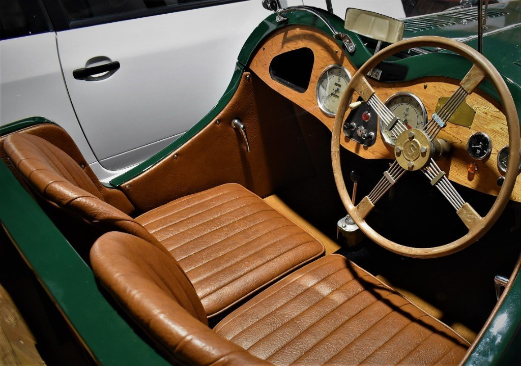 1935 Singer Le Mans Le Mans SS Special Speed For Sale (picture 2 of 6)