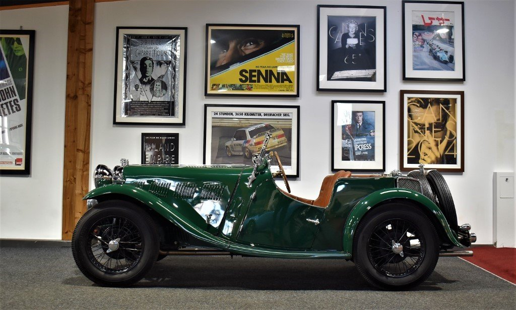 1935 Singer Le Mans Le Mans SS Special Speed For Sale (picture 4 of 6)