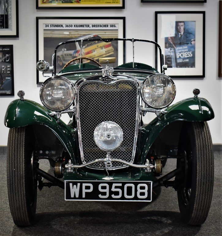 1935 Singer Le Mans Le Mans SS Special Speed For Sale (picture 5 of 6)