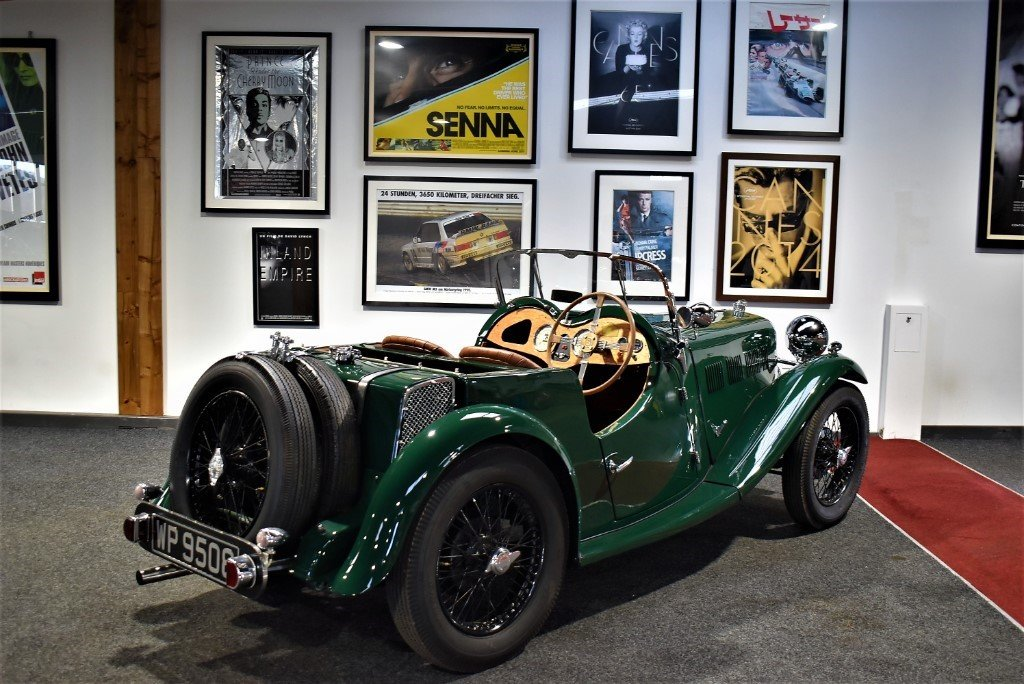 1935 Singer Le Mans Le Mans SS Special Speed For Sale (picture 6 of 6)