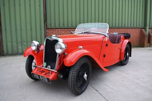 1934 Singer Nine Sports For Sale by Auction