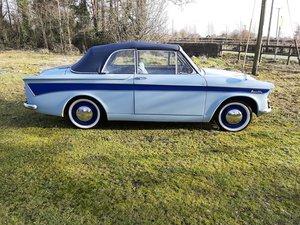 1961 Singer Gazelle Convertible
