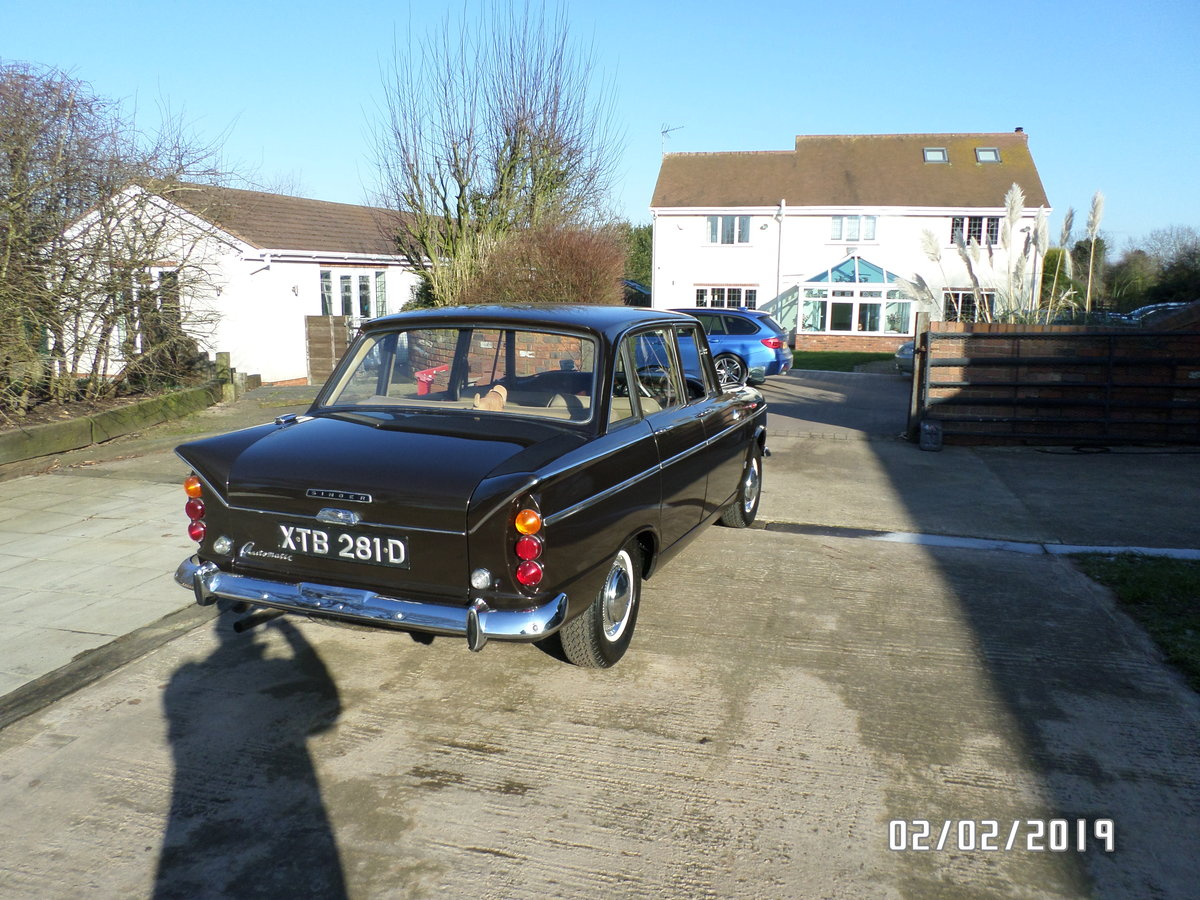 1966 singer vogue  SOLD (picture 5 of 6)