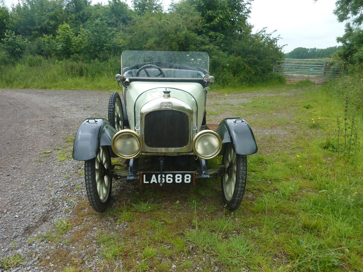 1919 Singer 10 HP Tourer For Sale (picture 1 of 6)