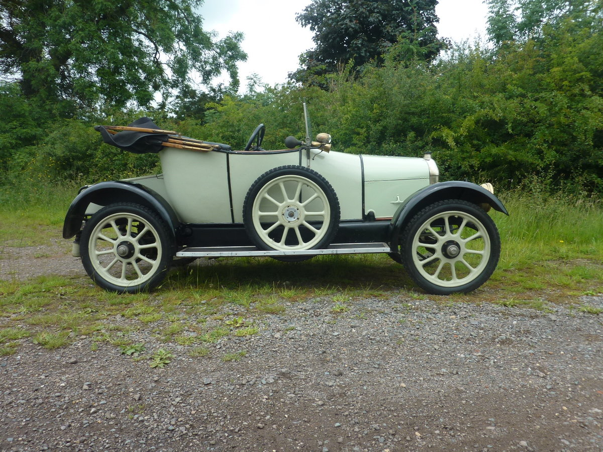 1919 Singer 10 HP Tourer For Sale (picture 2 of 6)
