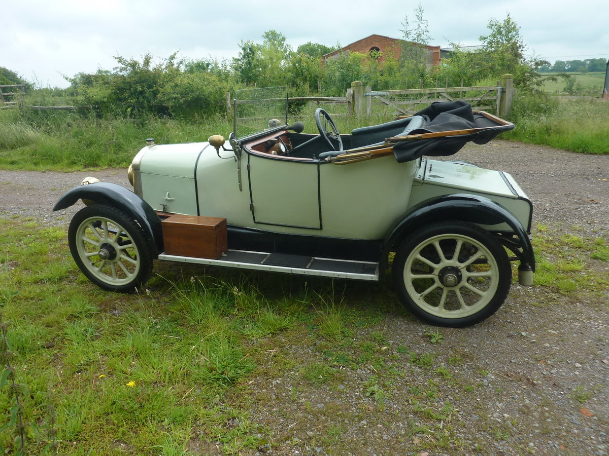 1919 Singer 10 HP Tourer For Sale (picture 3 of 6)