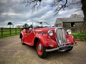 1949 Singer 9 4A Roadster
