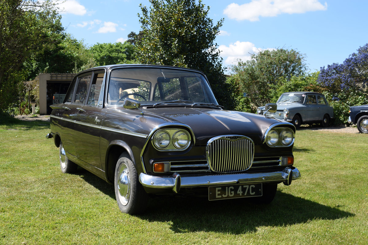 1965 SINGER VOGUE - ALLOY HEAD, SUPER EXAMPLE, RARE NOW! For Sale (picture 1 of 6)