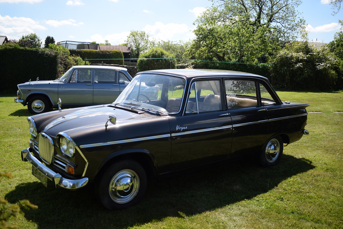 1965 SINGER VOGUE - ALLOY HEAD, SUPER EXAMPLE, RARE NOW! For Sale (picture 2 of 6)