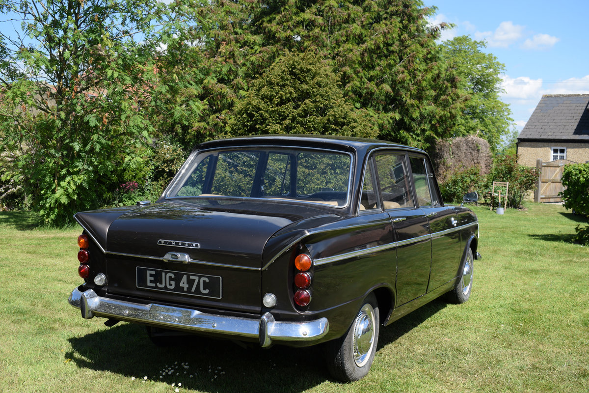 1965 SINGER VOGUE - ALLOY HEAD, SUPER EXAMPLE, RARE NOW! For Sale (picture 3 of 6)