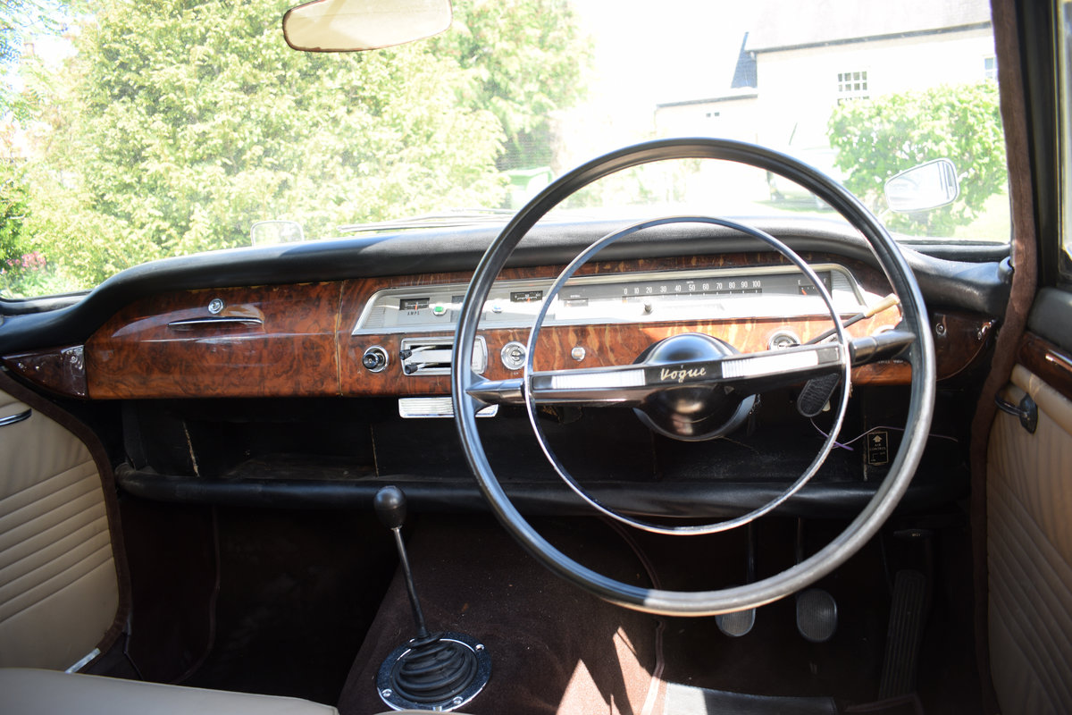 1965 SINGER VOGUE - ALLOY HEAD, SUPER EXAMPLE, RARE NOW! For Sale (picture 4 of 6)