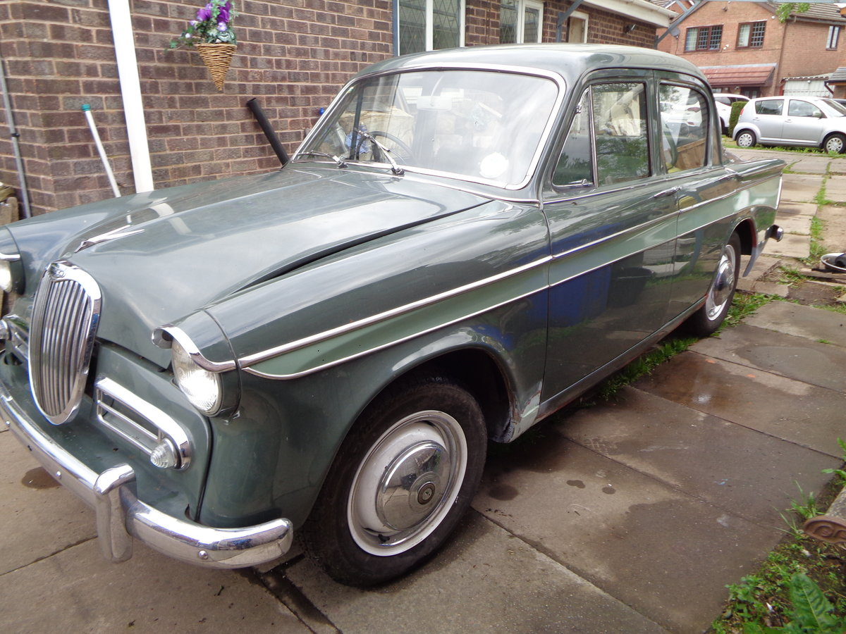 1960 Singer gazelle genuine 12000 miles from new For Sale (picture 1 of 6)
