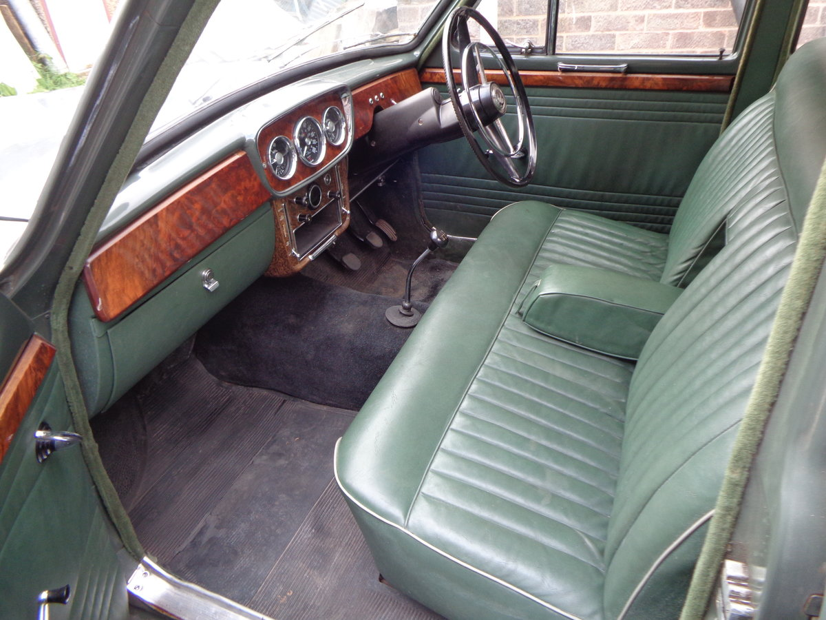 1960 Singer gazelle genuine 12000 miles from new For Sale (picture 3 of 6)