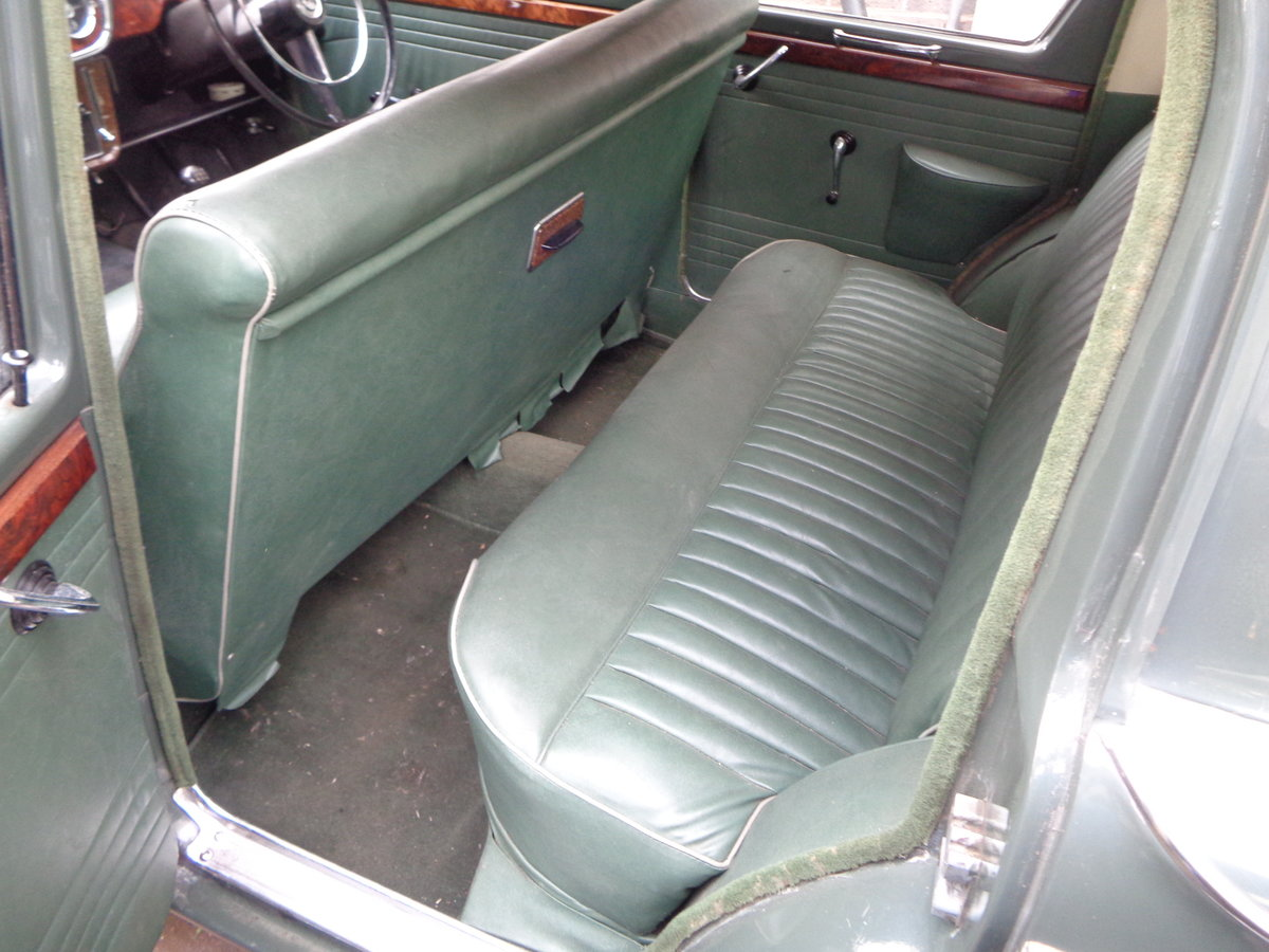 1960 Singer gazelle genuine 12000 miles from new For Sale (picture 4 of 6)