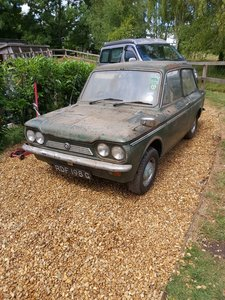 singer chamois project barn find