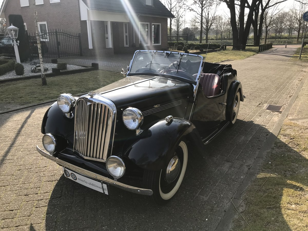 1951 Singer 9 Roadster Series 4AB For Sale (picture 1 of 6)