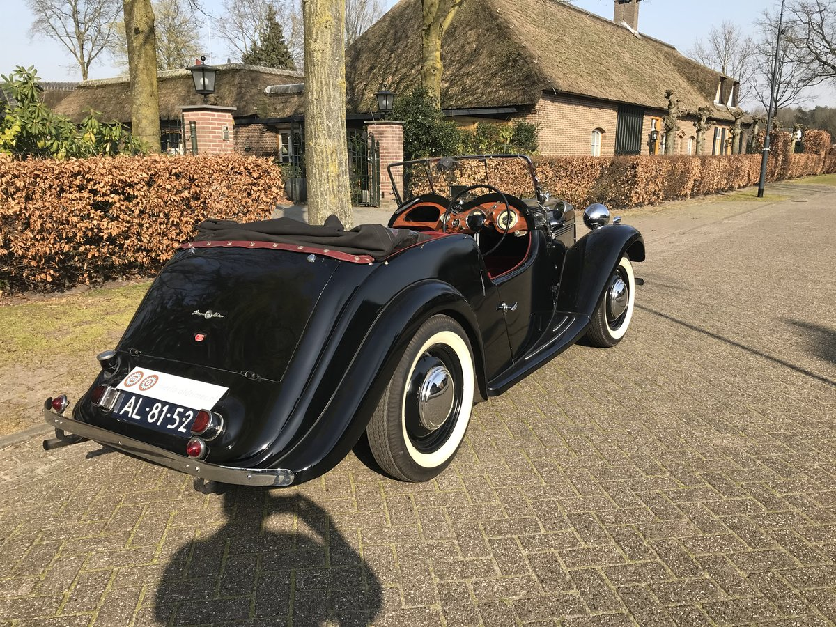 1951 Singer 9 Roadster Series 4AB For Sale (picture 2 of 6)