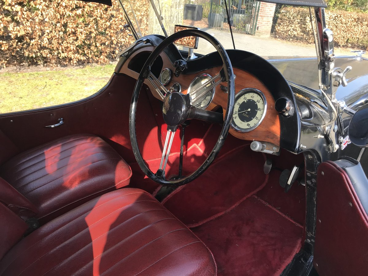 1951 Singer 9 Roadster Series 4AB For Sale (picture 5 of 6)