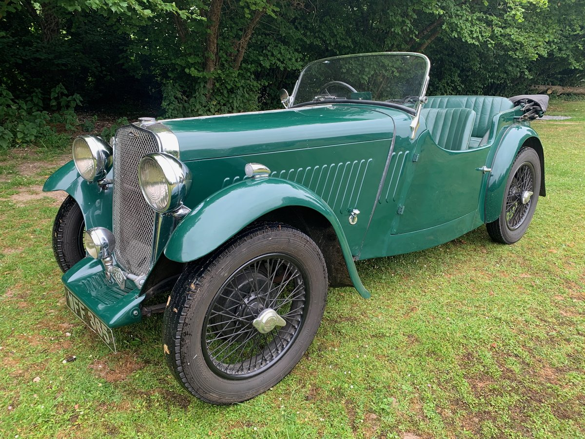 1933 Singer sports 9 For Sale (picture 1 of 6)