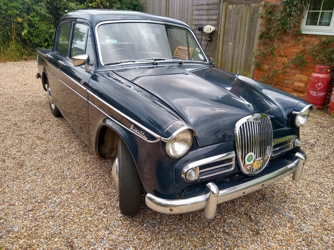 1962 Singer Gazelle 1600 Auto for auction 16th-17th July For Sale by Auction (picture 1 of 6)