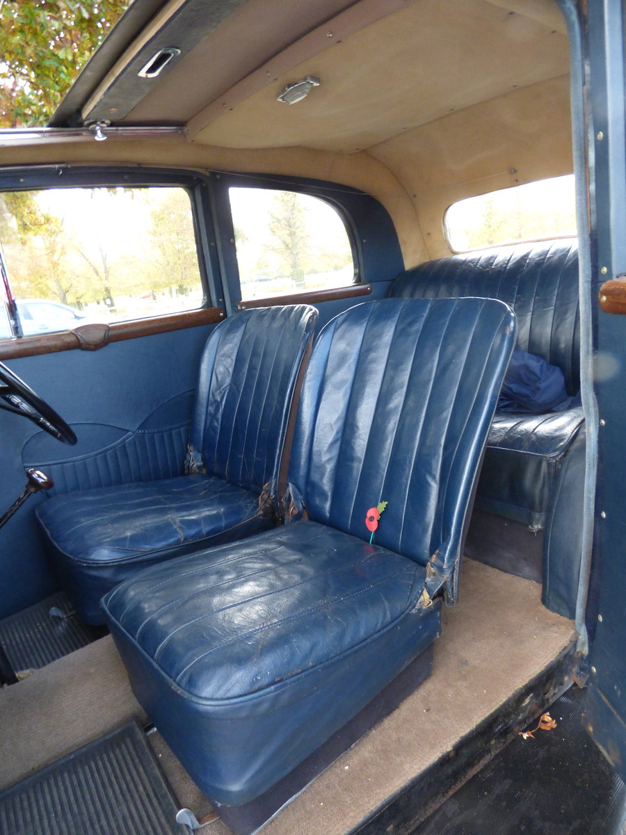 1936 Singer Bantam 2-door  - Two owners from new For Sale (picture 5 of 6)