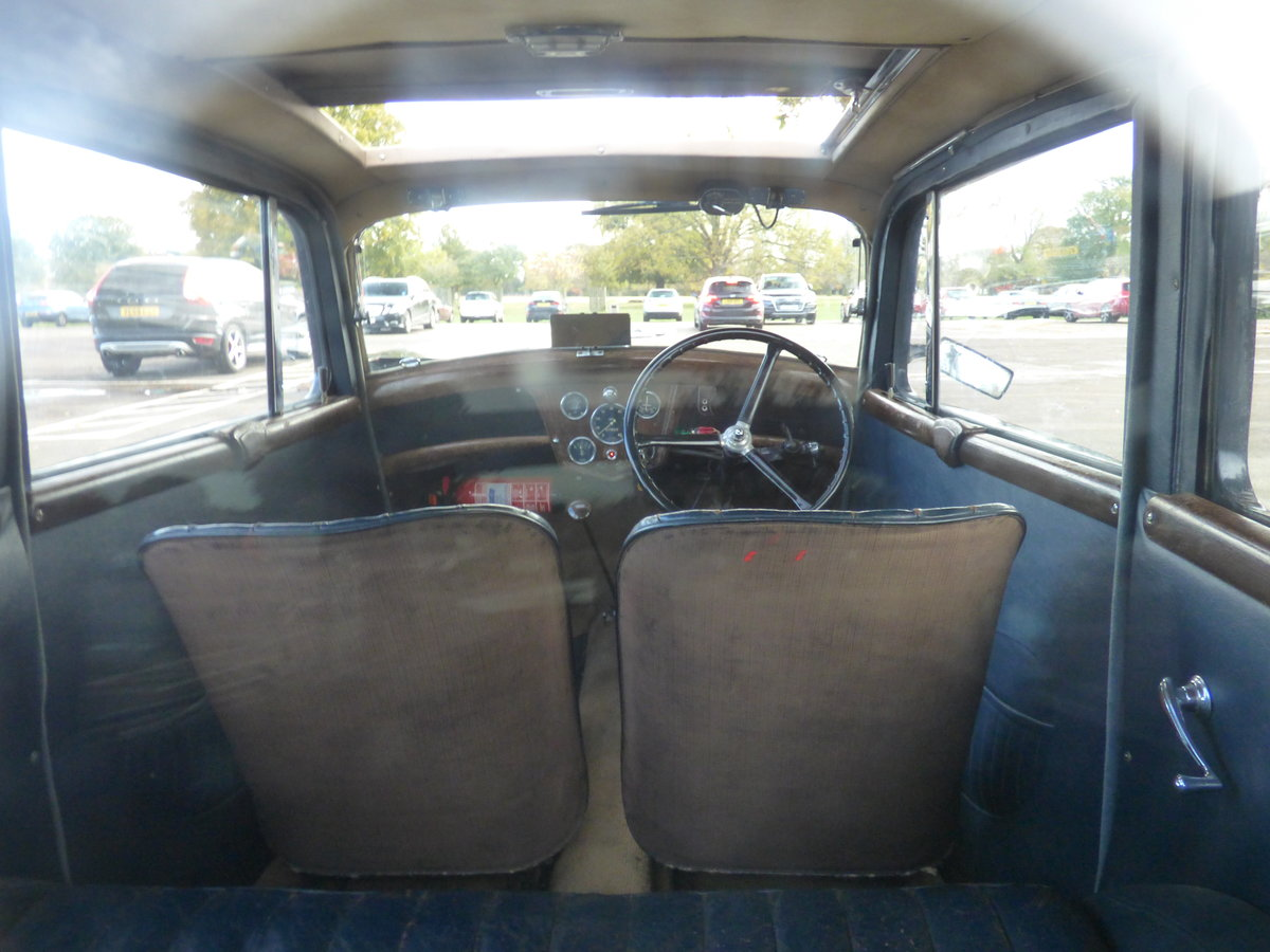 1936 Singer Bantam 2-door  - Two owners from new For Sale (picture 6 of 6)