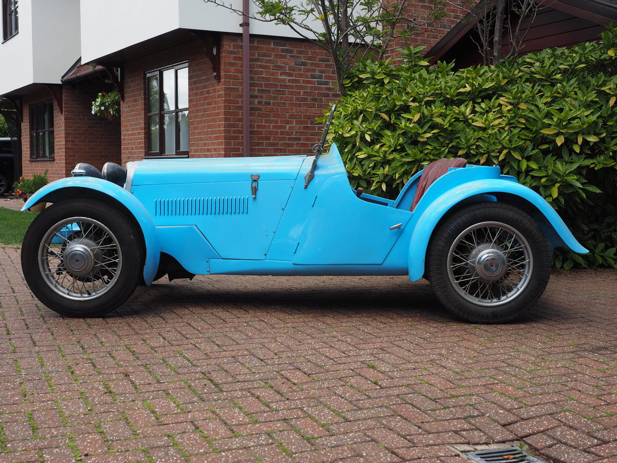 1933 Barn find Singer/Riley Special For Sale (picture 1 of 6)